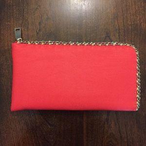 Lulu's neon wallet
